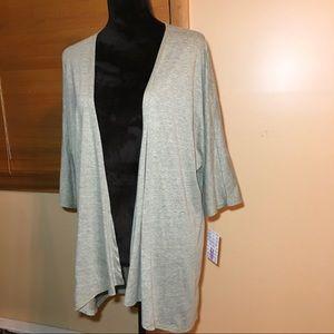 NWT! LuLaRoe Green Kimono
